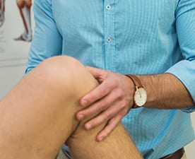 knee physio perth